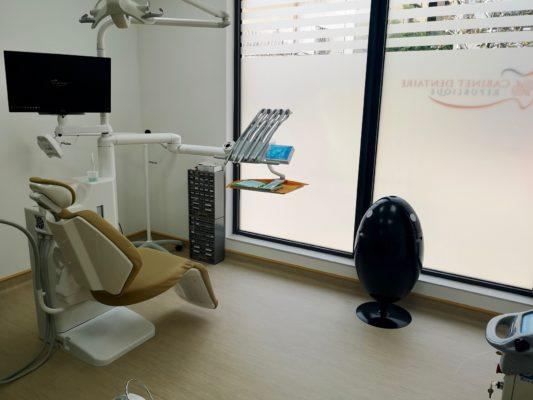 Salle soins 2 1 1 533x400 - Exemple de réalisation : cabinet dentaire à Six Fours