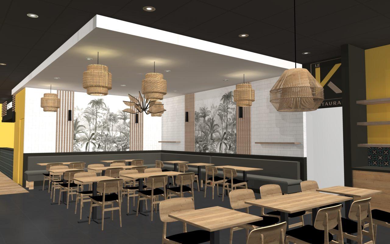Agencement restaurant 2 1280x800 - Restaurant/Retail